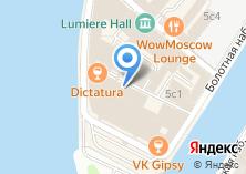 Компания «Gostinaya interior bureau» на карте