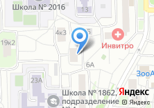 Компания «МОСЭНЕРГОСТРОЙ» на карте