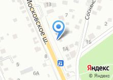 Компания «Гостевой двор на Московском» на карте