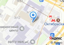 Компания «ЭКОИНСТРУМЕНТ» на карте