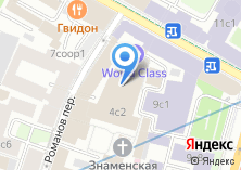 Компания «Романов Двор» на карте