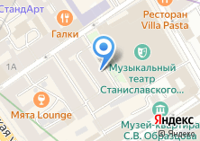 Компания «Центрстройэкспертиза-проект» на карте