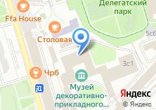 Компания «Всероссийский музей декоративно-прикладного и народного искусства» на карте