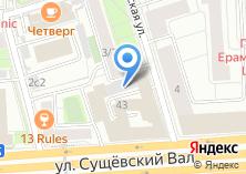 Компания «Гиперпресс» на карте