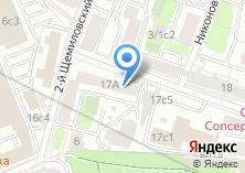 Компания «Связьуниверсал-РС» на карте