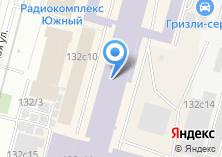 Компания «Мой Мебельный» на карте