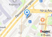 Компания «Фасад-АТ» на карте