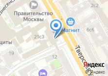 Компания «Управление административными зданиями» на карте