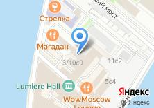 Компания «Dome» на карте