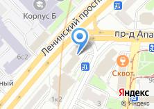 Компания «Семейные адвокаты и юристы» на карте
