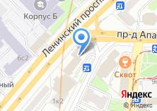 Компания «Печати и штампы» на карте