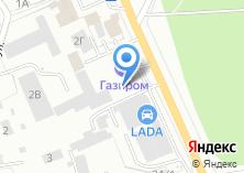 Компания «Грузовик» на карте