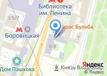 Компания «Центр восточной литературы» на карте