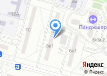 Компания «ОДС Инженерная служба района Чертаново Северное» на карте