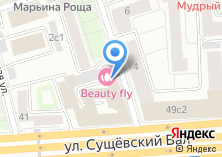 Компания «Diana Pavlovskaya» на карте