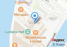 Компания «RIM.ru» на карте