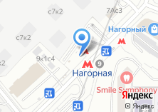 Компания «Станция Нагорная» на карте