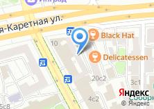 Компания «ИКБ Олма-банк» на карте