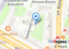 Компания «МосПереезд24» на карте