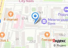 Компания «Дикси Информ» на карте