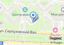 Компания «ПрофитКонсорт» на карте
