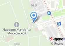 Компания «Даниловское кладбище» на карте
