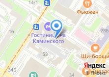 Компания «Беккер-Систем» на карте