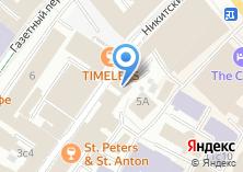 Компания «Скрипичный салон в Никитском» на карте