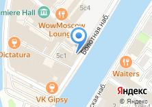 Компания «ВЦИОМ» на карте