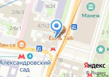 Компания «ДельтаКредит» на карте