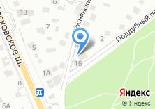 Компания «ТехноГрупп» на карте