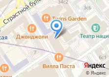 Компания «Dent-mart.ru» на карте