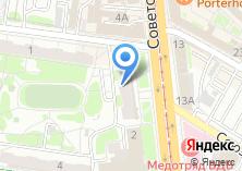 Компания «L-Джинс» на карте
