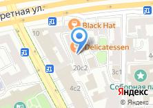 Компания «ЮрбИС» на карте