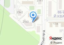 Компания «Вис-Мос» на карте