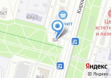 Компания «Майа» на карте
