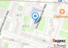 Компания «НИКОНОВКА» на карте