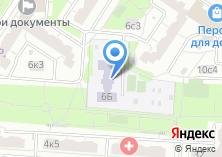 Компания «Детский сад №2645» на карте