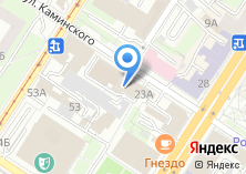 Компания «СЦ Аврора» на карте