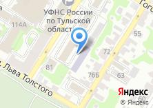 Компания «Областной учебно-курсовой комбинат» на карте
