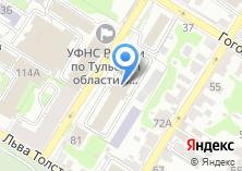 Компания «Веб Промо Тула Россия» на карте