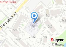 Компания «Школа №626 им. Н.И. Сац с дошкольным отделением» на карте