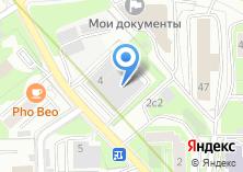 Компания «ГрейтеК» на карте