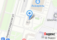 Компания «Rosie» на карте