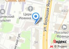 Компания «Меридиан АВ» на карте