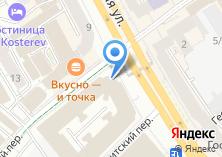 Компания «Папин сайт» на карте