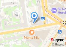 Компания «Студия уюта» на карте