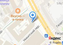 Компания «Управление гражданского строительства» на карте