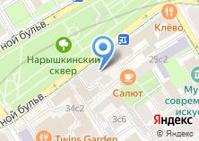 Компания «Fotolook» на карте