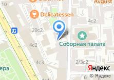 Компания «Союз Проект Строй» на карте